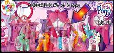 CHEERILEE pony/toy #7 - MY LITTLE PONY - McDonald's / Hasbro (2008) *Mint