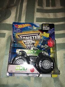 Hot Wheels Monster Jam Truck 1:64 BKT