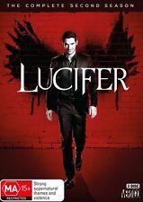 LUCIFER : Season 2 : NEW DVD