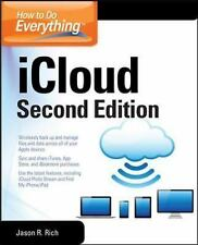 HOW TO DO EVERYTHING ICLOUD (9780071825047) - JASON R. RICH (PAPERBACK) NEW