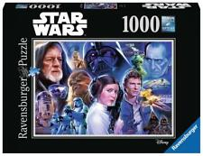 RAVENSBURGER DISNEY JIGSAW PUZZLE STAR WARS: COLLECTION 1 - 1000 PCS #19763
