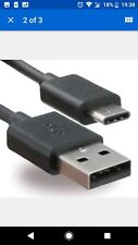 Genuine Sony UCB20 Type C USB Charging Charger Cable For Xperia XZ X Compact