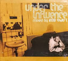 "ROB SWIFT - "" UNDER THE INFLUENCE "" CD "" NEW "" DIGIPAK SIX DEGREES 1087-2"