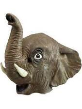 ELEPHANT OVERHEAD MASQUE, DEGUISEES CAOUTCHOUC MASQUE ANIMAL #FR