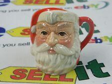 Royal Doulton Miniature Santa Clau 00004000 s Character Jug D6706 - Signed