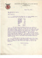 1918 JOHNSTONE ADVERTISING AND SALES SERVICE ROCHESTER NY LETTERHEAD