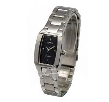 -Casio LTP1165A-1C Ladies' Metal Fashion Watch Brand New & 100% Authentic