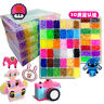 5mm Hama beads 24/48 Colors Toy Fuse Bead for kids DIY hand making 3D puzzle