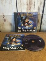 Harry Potter And The Philosopher's Stone - Sony Playstation 1 PS1 - Free P&P