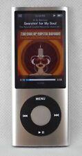 Apple 8GB iPod Nano - 5th Generation - Silver- MC027LL / A1320