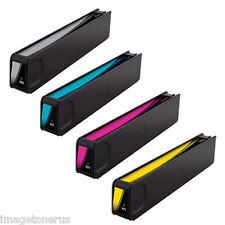 4 Ink for HP 970XL 971XL OfficeJet Pro X476dw X476dn X576dw X476 X451dn