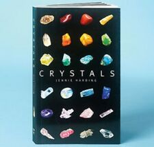 Crystals, Paperback by Harding, Jennie, Brand New hundreds dazzling color photos