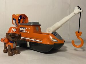 Paw Patrol Bundle of zuma pup figure and ultimate rescue mission vehicle (16)