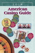American Casino Guide 2018 Edition (Paperback or Softback)