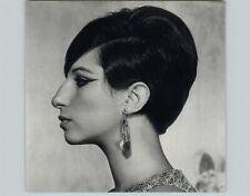 1972 1960s Philippe Halsman Barbara Streisand Singer Art Photo Gravure