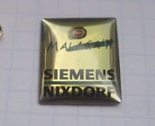 SIEMENS / NIXDORF / MALAGA ´99 .................Computer Pin (149c)