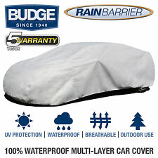 Budge Rain Barrier Car Cover Fits Lincoln Town Car 2007| Waterproof | Breathable