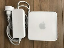 Mac Mini (Early 2009) 2GHz, 4GB RAM, 128GB SSD + 120GB HHD - Great Condition!