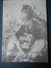 I Capricci di Goya - Sale dell'Antica Rocca - Cento - FE - 3-25 giugno 2000