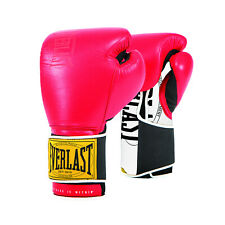 1910 Everlast Pro hook & loop sparring gloves - Guantoni boxe allenamento pelle