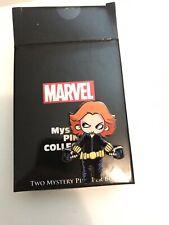 Sdcc 2019 Marvel Exclusive Skottie Young Blind Box Black Widow Pin In Hand
