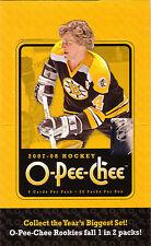 OPC O-Pee-Chee 2007-08 Complete Set 1-600