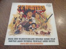 33 tours GEOFF LOVE & HIS ORCHESTRA great T.V. western themes