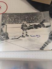 Bobby OrrAutographBoston Bruins16x20 Photo