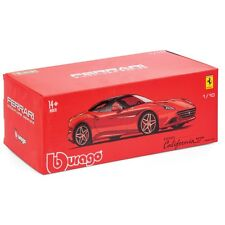 BURAGO 1:18 FERRARI CALIFORNIA T (CLOSED TOP) SIGNATURE SERIES  ART 18-16902