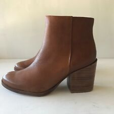 Country Road Sz 40 CR Love Kirby Heeled Boot Tan - 9 40