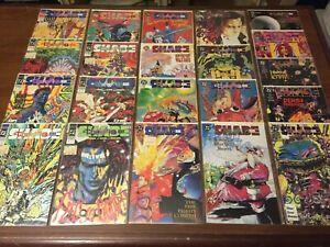 VINTAGE LOT 42 SHADE THE CHANGING MAN Comic Books  DC-VERTIGO COMICS MATURE 010