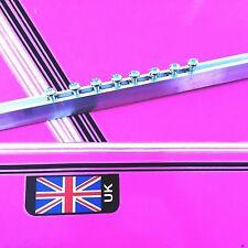SCORREVOLE rack in alluminio STRISCIA tra cui dadi e bulloni. Racks Amplificatori Mixer ect