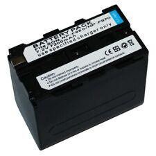 NP-F970 NP-F960 7200mAh 7.2V Battery For Sony NP-F970 NP-F960 Camera Photography