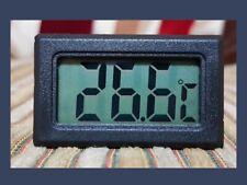 Digital LCD Display Thermometer Temperature Meter for Fridge, Freezer, Room, etc