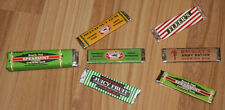 WW2 US Ammerican Gum Wrapper Label Set Reproduction