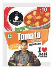 Ching's Secret Tomato with croutons Instant Soup- Pack of 10, free shipping