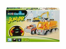 Revell Remote Control Junior Vehicle Transporter Build and Play - 23003