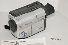 Broken - Samsung Scl810 8mm Camcorder Hi 8 (For Parts or Repair)