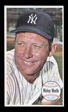 VINTAGE - 1964 - TOPPS GIANTS - MICKEY MANTLE - NEW YORK YANKEES - No. 25