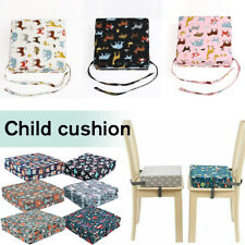 Kid's Cartoon Cushion Baby Seat Booster Pad Child Chair Safety Booster Pad Cute