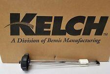 """Kelch 13-1/2"""" L, 2-1/4"""" ID Gas Fuel Cap W/Guage"""