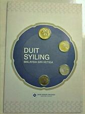 2011 Malaysia new coin set in folder Limited Edition ISSUE BY BANK NEGARA
