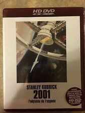 2001 A Space Odyssey HD DVD (France Import HD DVD only) Stanley Kubrick Sci-Fi