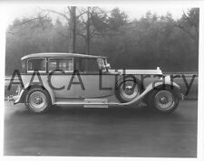1929 Packard Model 645 Vandenplas Limousine Factory Photo, Picture (Ref. #61663)