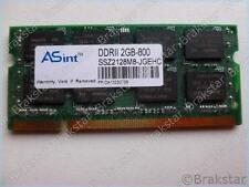 66808 ASINT DDR II 2GB-800 SSZ2128M8-JGEHC