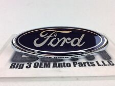 Ford Focus Five Hundred Mercury Sable Front Oval Grille Emblem Nameplate new OEM