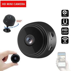 Night Vision 1080P Wireless WiFi In / Outdoor HD Mini IP Camera Security IR