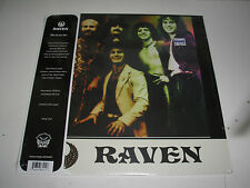 Raven Who Do You See... LP sealed Mint unreleased 1976 prog Ltd Ed 180 gram 500