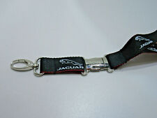 Jaguar Lanyard Schlüsselanhänger Schlüssel Schlüsselband schwarz 50JEGF745BKA