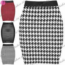 Short/Mini Stretch, Bodycon Unbranded Skirts for Women